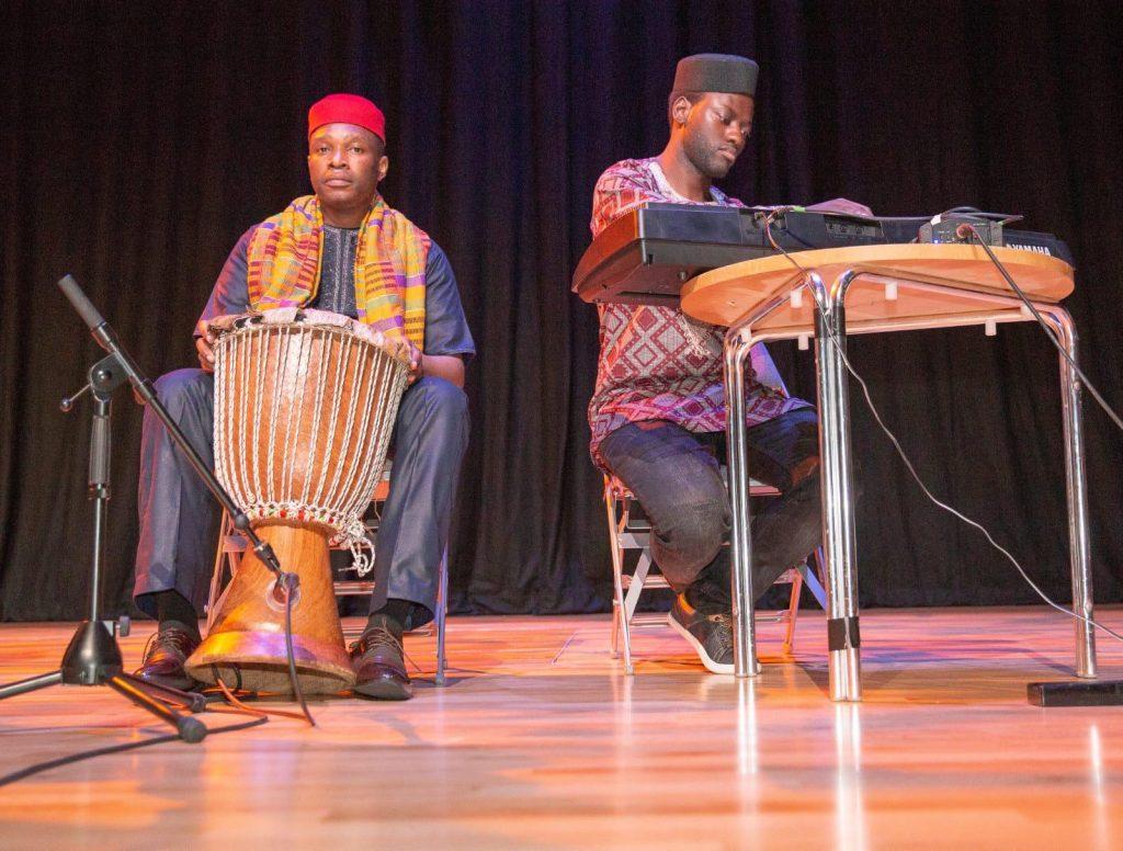 Drumming- Ceejay Ochukpue (SPR Anaesthetics)